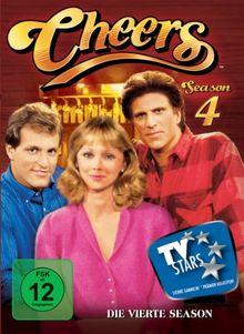 Cheers - Die vierte Season [4 DVDs]