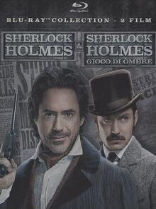 Sherlock Holmes & Sherlock Holmes - Gioco di ombre (Blu-ray collection) [IT Import]