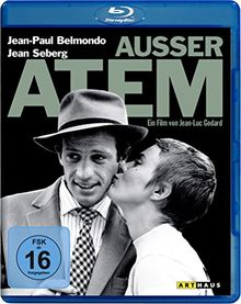 Außer Atem [Blu-ray]