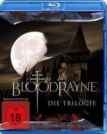 Bloodrayne - Die Trilogie [Blu-ray]