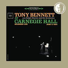 Tony Bennett at Carnegie Hall-