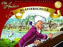 Little Amadeus Klavierschule 1