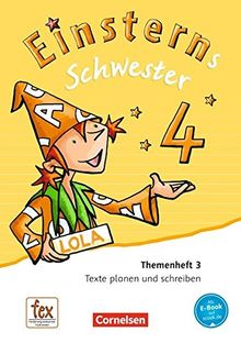 Einsterns Schwester - Sprache und Lesen - Neubearbeitung / 4. Schuljahr - Themenheft 3: Leihmaterial
