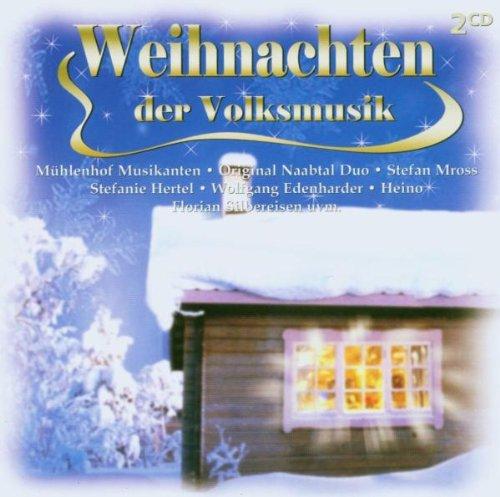 weihnachten der volksmusik 2 cd von various. Black Bedroom Furniture Sets. Home Design Ideas