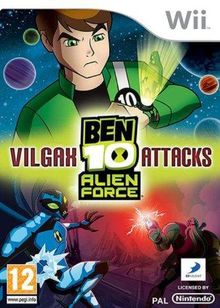 Ben 10 Alien Force : Vilgax Attacks