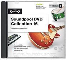MAGIX Soundpool DVD Collection 16
