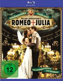 Romeo & Julia [Blu-ray]