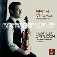 Bach:Violinkonzerte Bwv 1041 & 1042/Fernes Licht
