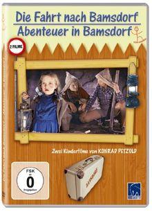 Die Fahrt nach Bamsdorf - Abenteuer in Bamsdorf ( 2 Filme )