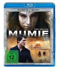 Die Mumie (+ Blu-ray 2D)