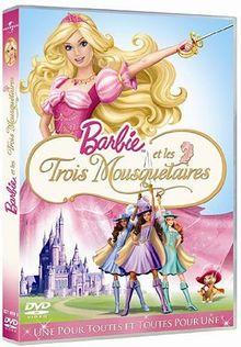 Barbie et les 3 mousquetaires [FR Import]