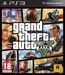 Grand Theft Auto 5 [UK Import]