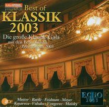 Best of Klassik 2003