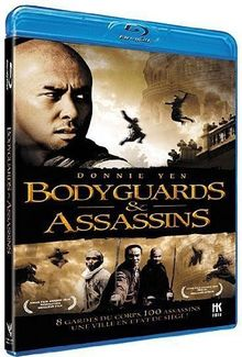 Bodyguards and assassins [Blu-ray] [FR Import]