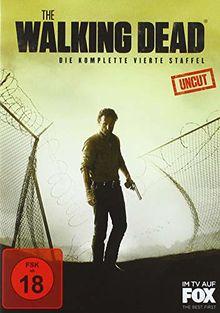 The Walking Dead - Die komplette vierte Staffel - Uncut [5 DVDs]