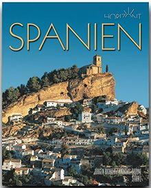 Horizont SPANIEN - 160 Seiten Bildband mit über 230 Bildern - STÜRTZ Verlag