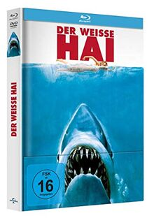 Der weiße Hai - Blu-ray - Mediabook