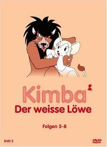 Kimba, der weiße Löwe - DVD 2: Folgen 5-8