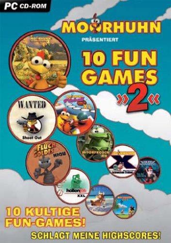 Moorhuhn 10 Fun Games 2 Von Phenomedia