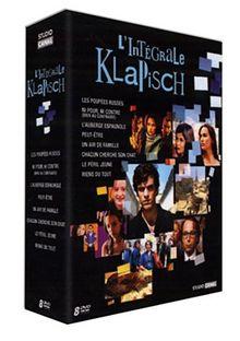 L'intégrale Cédric Klapisch : Les Poupées russes / Ni pour ni contre (bien au contraire) / L'Auberge espagnole / Peut-être / Un air de famille / ... / Riens du tout - Coffret 8 DVD [FR Import]