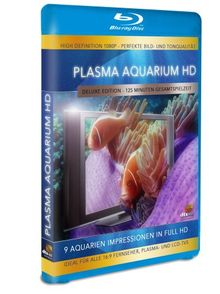 Plasma Aquarium HD - 9 Aquarien Impressionen in High Definition [Blu-ray] [Deluxe Edition]