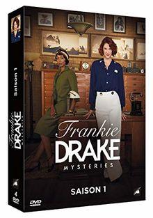 Coffret frankie drake mysteries, saison 1