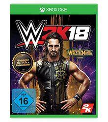 WWE 2K18 - WrestleMania Edition - [Xbox One]