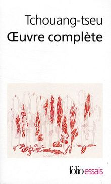 Oeuv Tchouang Tseu Com (Folio Essais)