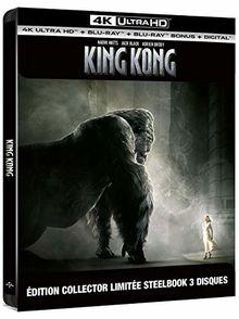 King kong 4k ultra hd [Blu-ray]