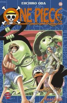 One Piece, Band 14: Instinkt