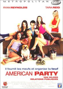 American party [FR Import]