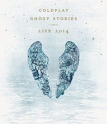Coldplay - Ghost Stories/Live 2014 [DVD + CD]