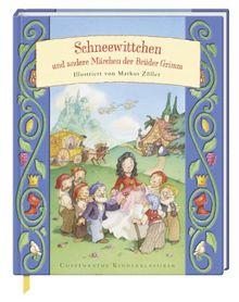 Schneewittchen und andere Märchen der Brüder Grimm: Coppenraths Kinderklassiker