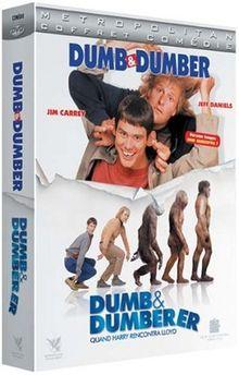 Dumb and Dumber / Dumb and Dumberer - Coffret 2 DVD [FR Import]