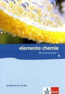 Elemente Chemie Multimedial 1 (PC+MAC)