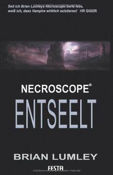 Brian Lumleys Necroscope Buch 4: Entseelt: Fantastischer Thriller