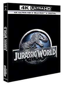 Jurassic world 4k ultra hd [Blu-ray] [FR Import]