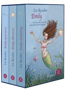 Emily-Box: Emilys Geheimnis / Emilys Abenteuer / Emiliys Entdeckung