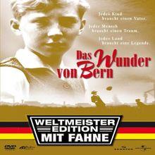 Das Wunder von Bern (Weltmeister Edition mit Fahne)