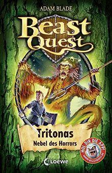 Beast Quest - Tritonas, Nebel des Horrors: Band 45