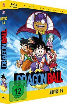 Dragonball - Movies - Gesamtausgabe - [Blu-ray]