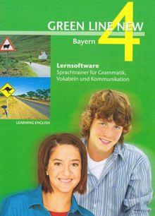 Klett Sprachtrainer Englisch 8. Schuljahr. Green Line New 4 Bayern. CD-ROM für Windows 98SE/ME/XP/NT/2000