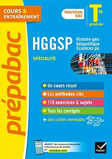 HGGSP Tle générale (spécialité) - Prépabac Cours & entraînement: nouveau programme, nouveau bac (2020-2021) (Prépabac (11))