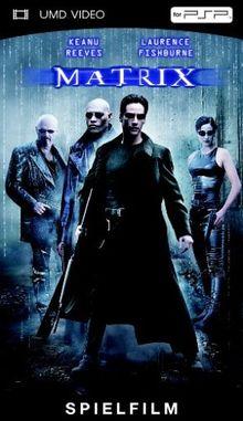 Matrix [UMD Universal Media Disc]