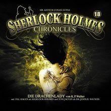 Sherlock Holmes Chronicles 18-Die Drachenlady