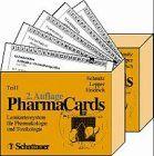 Pharmakards - Set: Lernkartensystem Pharmakologie und Toxikologie