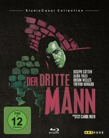 Der dritte Mann - StudioCanal Collection [Blu-ray]