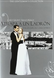 Atrapa A Un Ladrón [1955] *** Region 2 *** Spanish Edition ***