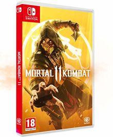Mortal Kombat 11 Game Switch