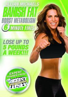 Jillian Michaels: Banish Fat, Boost Metabolism [UK Import]